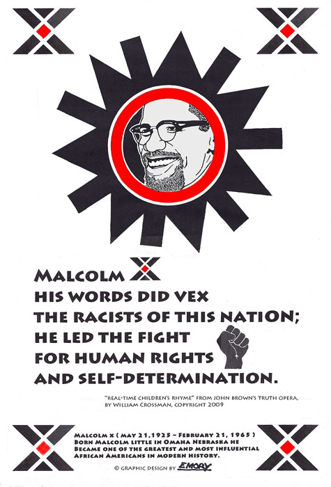 Emory_Douglas_latest_Malcolm_X_poster
